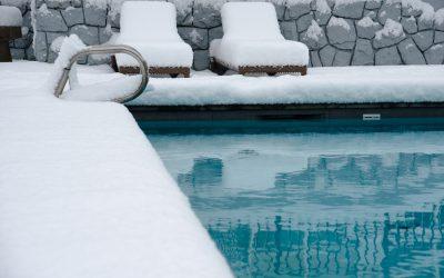 Ako na zazimovanie bazéna?